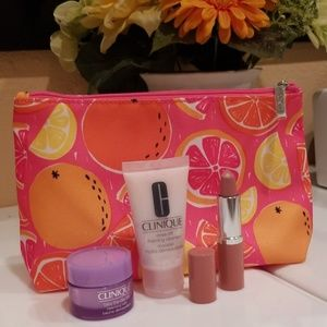 NEW CLINIQUE gift set